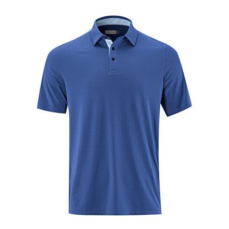 Kjus Men Savin Structure Polo S/S