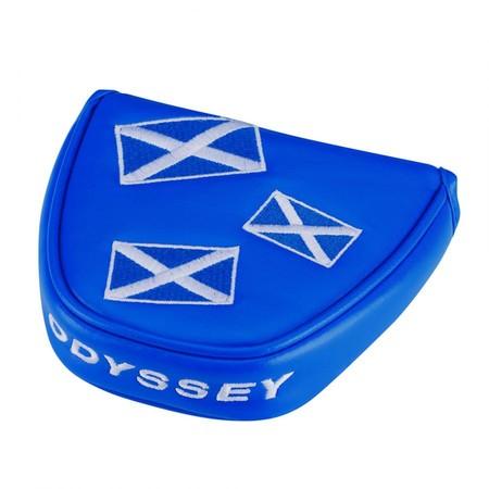 Odyssey Head Cover Scotland  Mallet