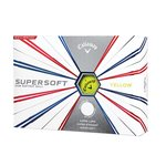 Callaway Supersoft 19 Yellow Balls